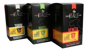 Café Italle Kit Completo Em Cápsulas