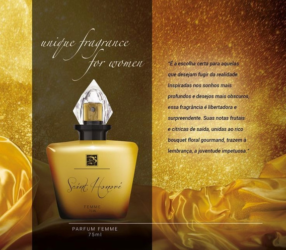 Perfume Boulevard Saint Honoré 75ml