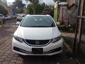 Honda Civic 2.0 Ex Sedan . At 2013