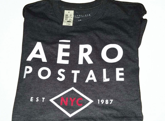 Remeras Aeropostale 100 % Originales Traidas De Usa