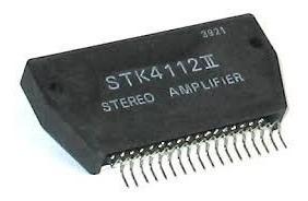 Circuito Integrado Stk4112 Il (original) Envio Cr