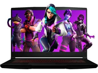 Laptop Gamer Msi Gf63 Thin I5 8300h 8gb 1tb Ssd 128gb 15.6 Full Hd Nvidia Geforce Gtx 1050 4gb 8rcs-041mx