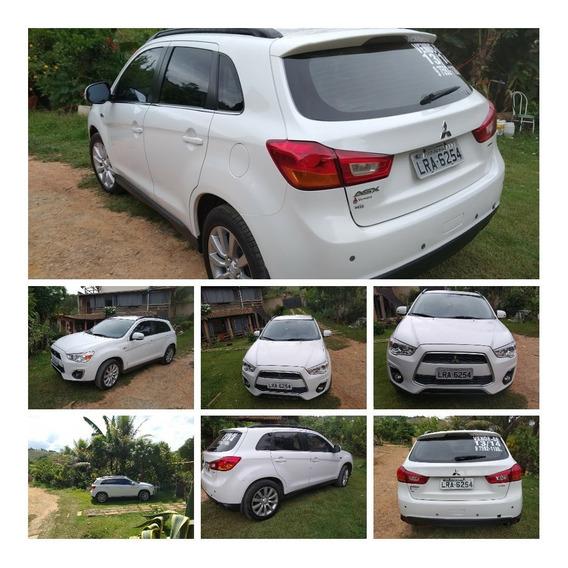 Mitsubishi Asx 2.0 4wd Cvt 5p 2014