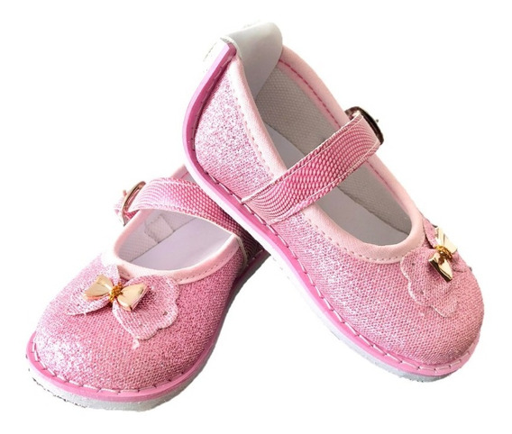 Zapatos Para Niña No Tuerce, Bebe Baleta