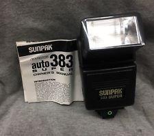 Flash Sunpak 383