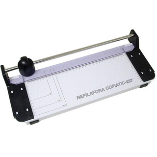 Refiladora Manual 297 Copiatic 350mm 4 Fls Branco Menno C/ Frete Grátis