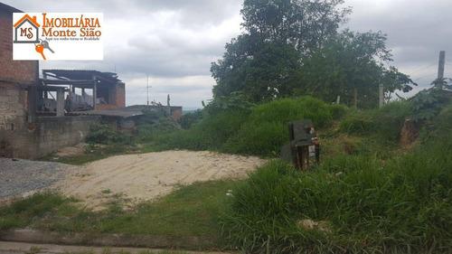 Terreno À Venda, 250 M² Por R$ 150.000,00 - Jardim Fortaleza - Guarulhos/sp - Te0058