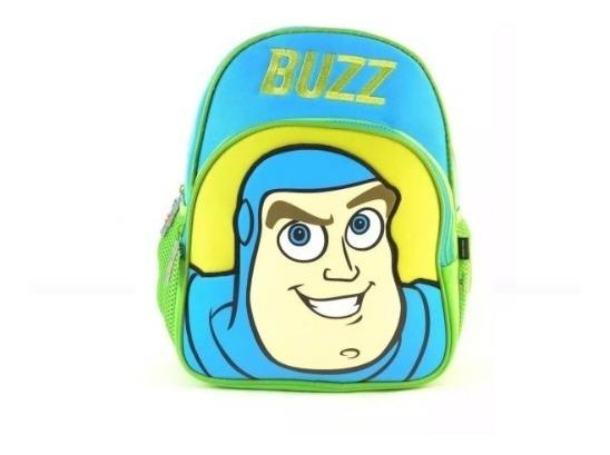 Mochila Toy Story Buzz Espalda 12 Chica