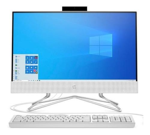 Computadora Hp All In One 23.8 Todo En Uno 3.5gz 8gb 1tb Dvd