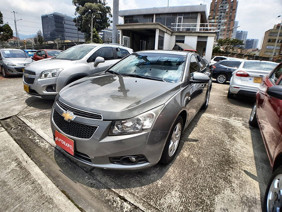 Chevrolet Cruze Nickel Sec 1,8