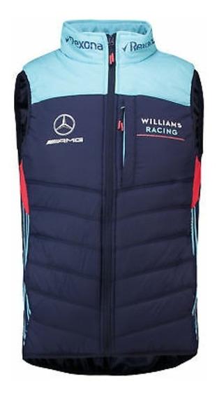 Chaleco Williams Martini Racing Team Oficial F1 ¡original!
