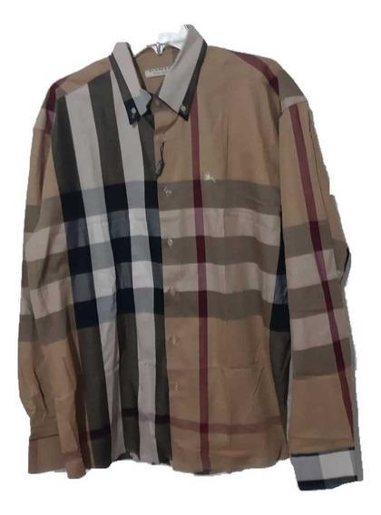 Camisa Burberry Tradicional Hombre