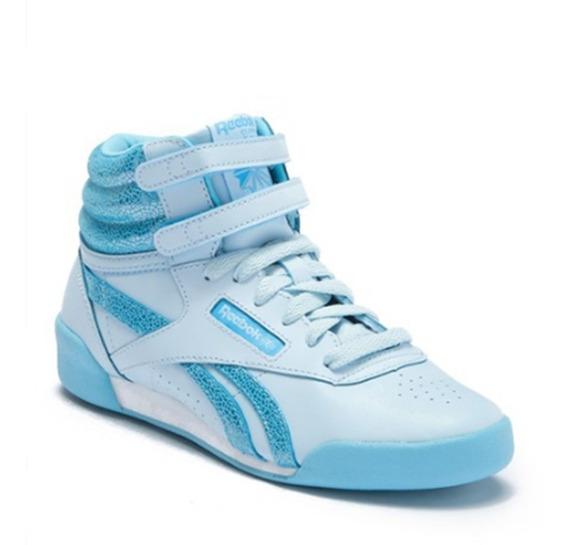 Zapatillas Reebok Freestyle Hi Kids