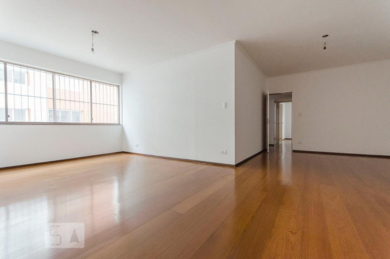 Apartamento Para Aluguel - Santa Cecília, 3 Quartos, 145 - 892777643