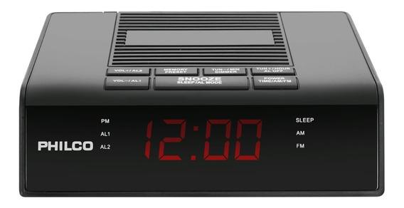 Radio Reloj Despertador   Philco