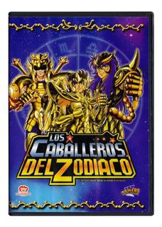Los Caballeros Del Zodiaco Phoenix Episodios 73 - 90 Dvd