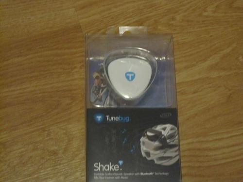 Imagen 1 de 4 de Tunebug Shake Surface Sound Bluetooth Bicicleta Ciclismo...