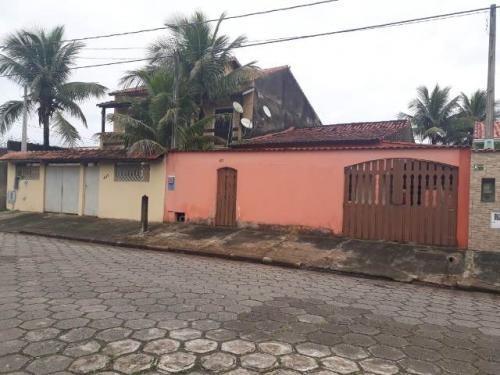(ref: 5532) Casa Bem Localizada  - Itanhaém/sp - Gaivota