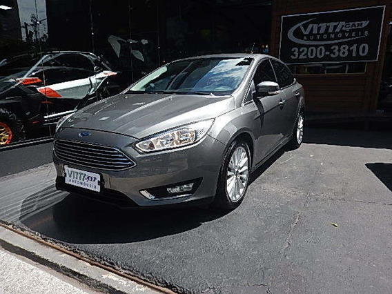 Ford-focus Titanium Sedan 2.0 Automático. 2015/2016
