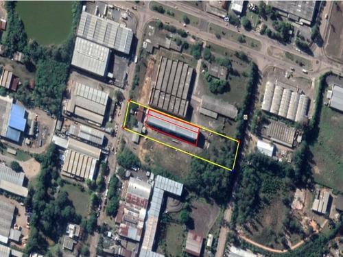 Imagem 1 de 20 de Galpão Industrial Para Venda Em Cachoeirinha, Rs, Distrito Industrial De Cachoeirinha, Galpão Logístico, Depósito De Distribuição, - Dp3170 - 68163013