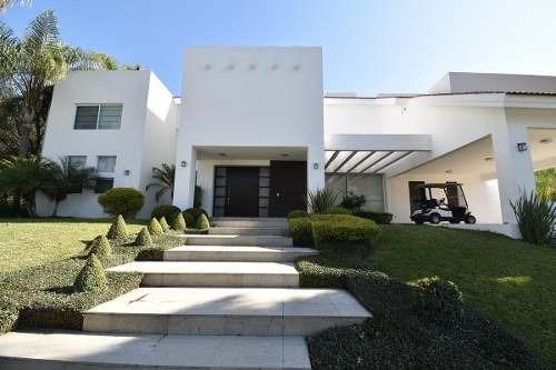 Casa En Venta En Las Misiones - Club De Golf - Santiago, Nuevo León (aa)