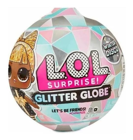 Boneca Lol Surprise Glitter Globe Winter Disco Original Eua