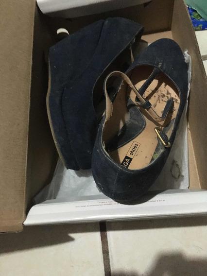Zapatos Seminuevas