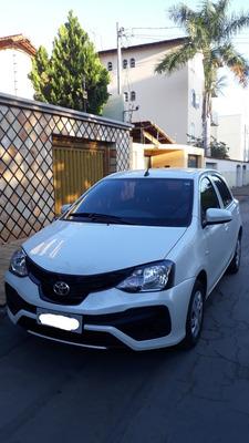 Toyota Etios 1.3 Ano 19/20 Financiado Oportunidade