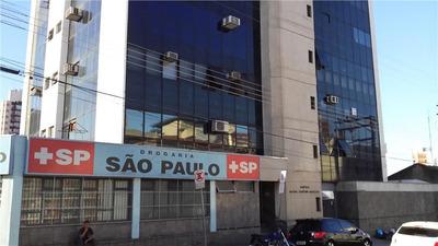 Sala Comercial À Venda, Centro, Campinas. - Sa0222