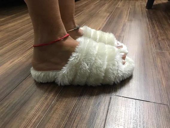 Pantuflas Pelo