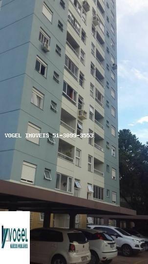 Apartamento Com 2 Dormitório(s) Localizado(a) No Bairro Padre Reus Em São Leopoldo / São Leopoldo - Ap421