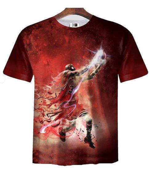 Remera Zt-0295 - Michael Jordan 3