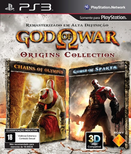 God Of War Origins Collection Ps3 Via Psn Digital