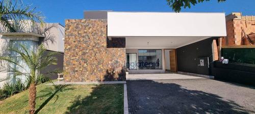 Casa Com 3 Dormitórios À Venda, 154 M² Por R$ 820.000,00 - Condomínio Golden Hill - Londrina/pr - Ca1881