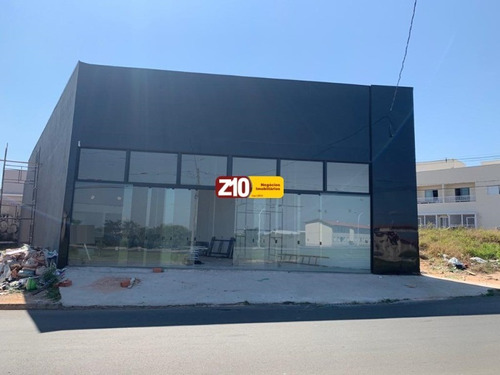 Imagem 1 de 5 de Sl01078 - Jardim Dos Colibris - Venda Salão Comercial At 268m² Ac 268m² - Estuda Permuta - Z10 Negócios Imobiliários. - Sl01078 - 69513250