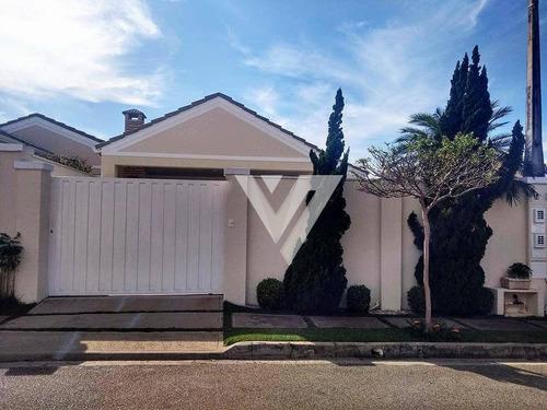 Casa Com 3 Dormitórios À Venda - Condomínio Villa Bella - Sorocaba/sp - Ca1779