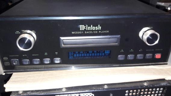 Macintosh Cd Player Macintosh Mcd201 Raríssimo Promoção