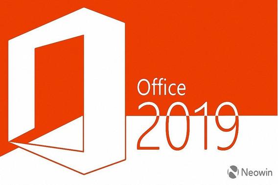 Office Ultima Version -windows 10-64 Y 32 Bits De Por Vida