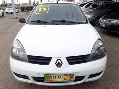 Renault Clio Hi-flex 1.0 16v