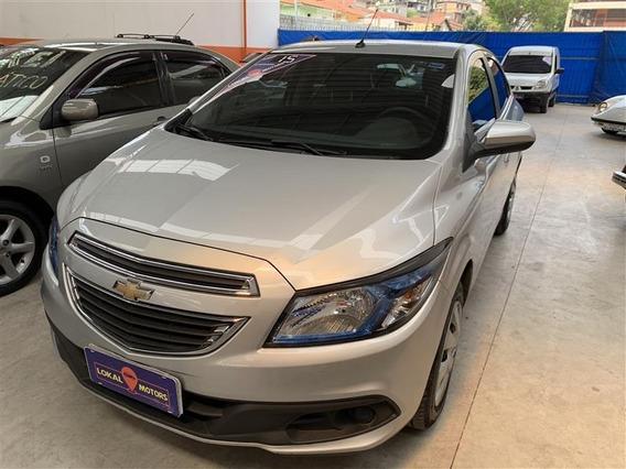 Chevrolet Onix 1.4 Mpfi Lt 8v Flex 4p Manual 2014/2015