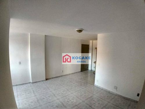 Apartamento À Venda, 70 M² Por R$ 320.000,00 - Jardim São Dimas - São José Dos Campos/sp - Ap3140