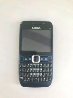 Nokia E63 2.0mpx Flash Wi-fi 3g Nacional