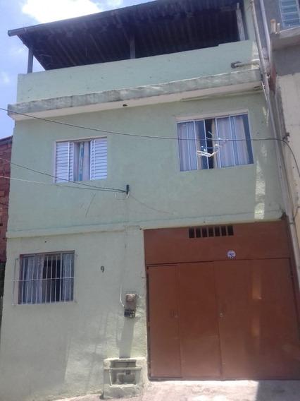 Sobrado Em Vila Clementino, Taboão Da Serra/sp De 125m² 2 Quartos À Venda Por R$ 160.000,00 - So141428