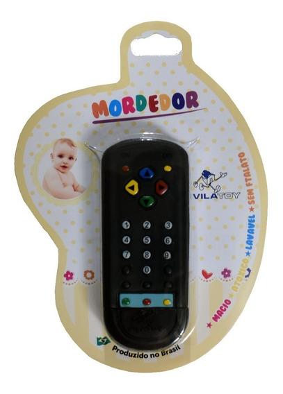 Mordedor Macio Para Bebê Controle Remoto Infantil