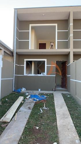 Sobrado 80m²  Com Sancas Em Gesso 02 Dormitórios É Na Oka Imóveis! - 2774 - 68137967