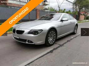 Bmw 630 3.0 Coupe