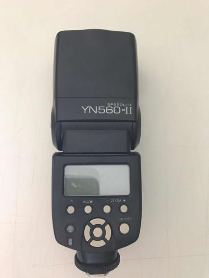 3 Flash Yongnuo - Yn685, Yn560-ii E Yn565ex + Kit De Radio