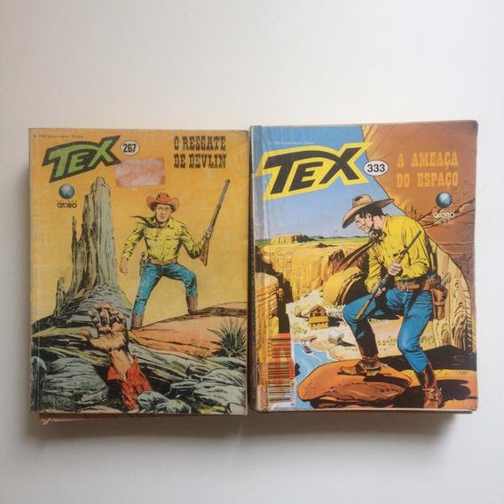 Lote De Mangás Tex Com 31 Unidades Para Leitura