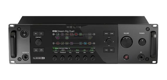 Line 6 Helix Rack Multi-effects Rack Processor