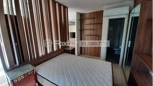 Imagem 1 de 30 de Apartamento, 1 Dormitórios, 39.77 M², Auxiliadora - 168760